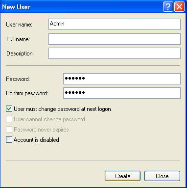Cara Membuat Password Login Pada Komputer