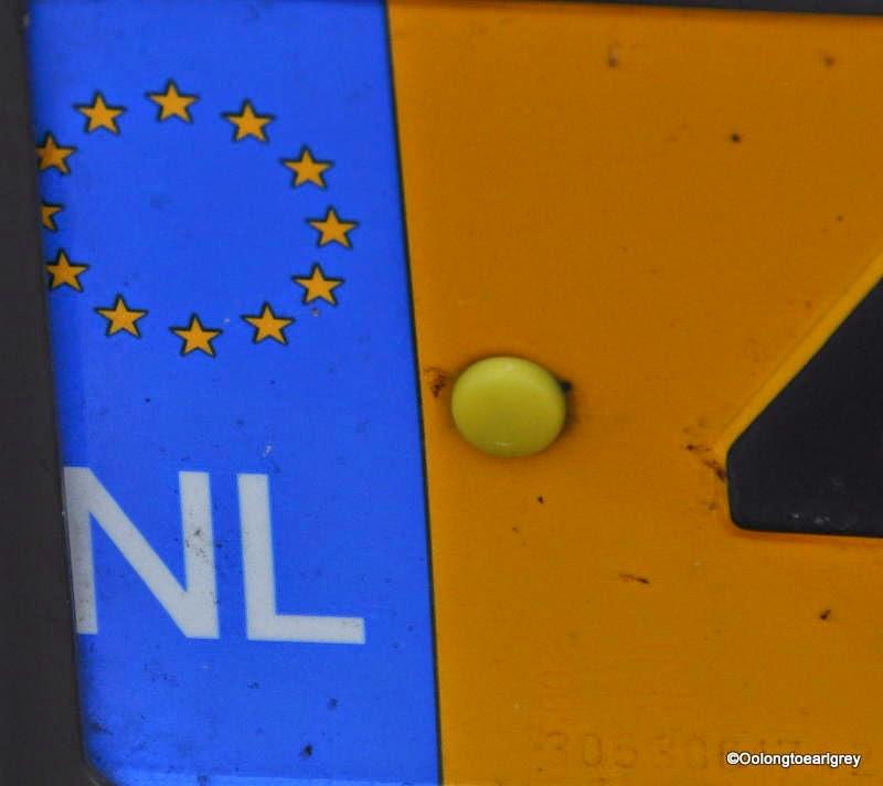 European Numberplate: Netherlands