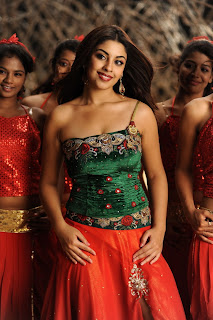 Actress Richa Gangopadhyay Picture Gallery from Sarocharu 0004
