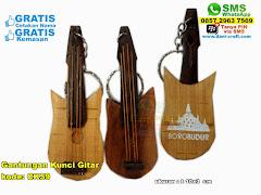 Gantungan Kunci Gitar
