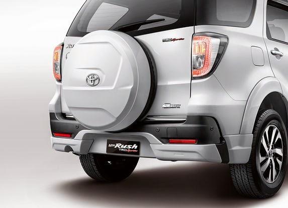 Harga Toyota Rush