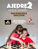 """AYTO ILLESCAS patrocinador de """"El ajedrez en la escuela"""" en el proyecto """"Illescas ciudad educadora"""""""