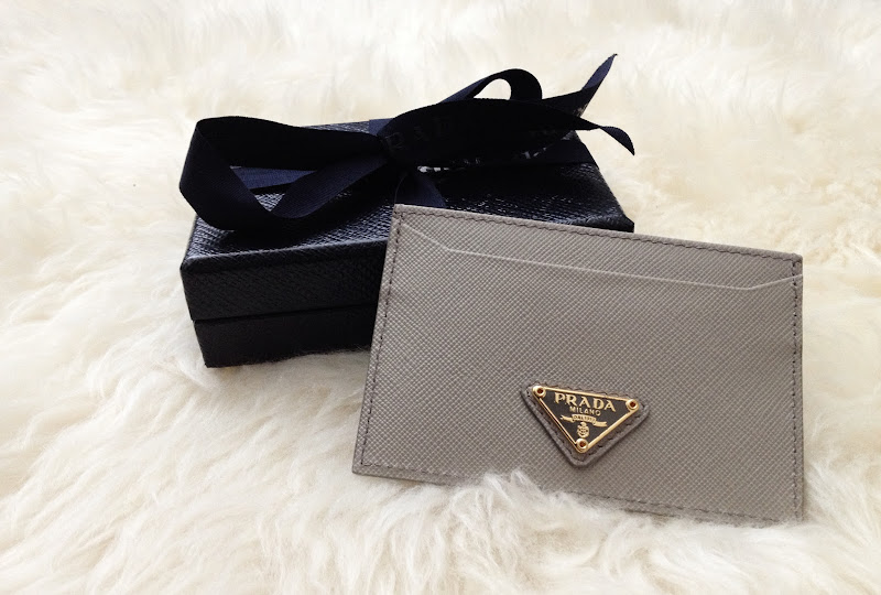Prada Credit Card Holder
