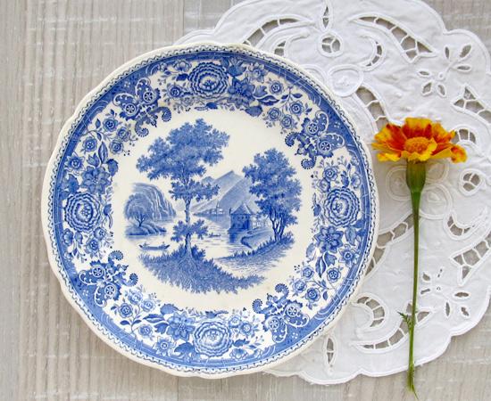 plate, винтажная тарелка