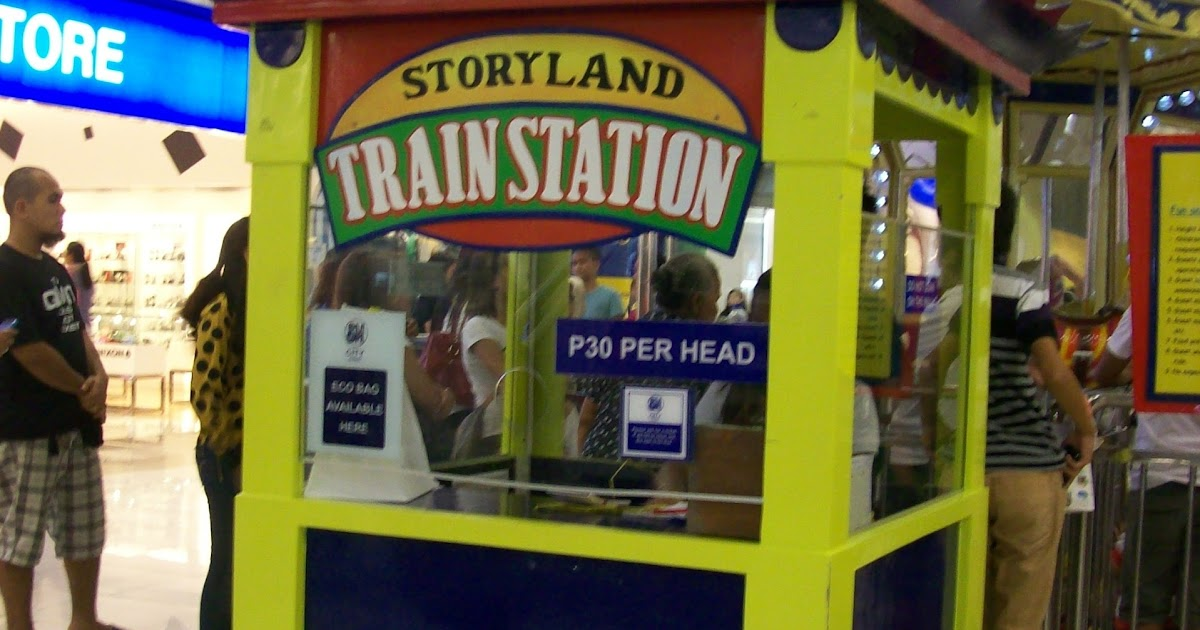All About Davao City Storyland Kids Fun Ride
