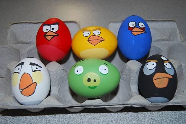 Huevos de pascua a lo Geek! ~ Poqui Blog