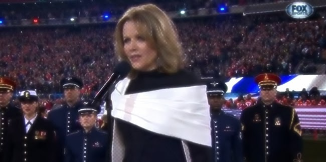 Renée Fleming Star-Spangled Banner