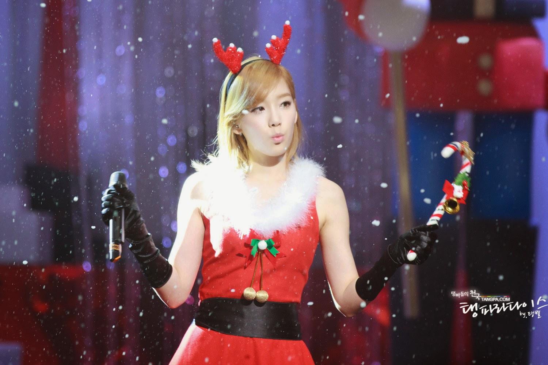 Taeyeon Christmas