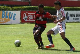Vitória x Bahia de Feira - sub-20