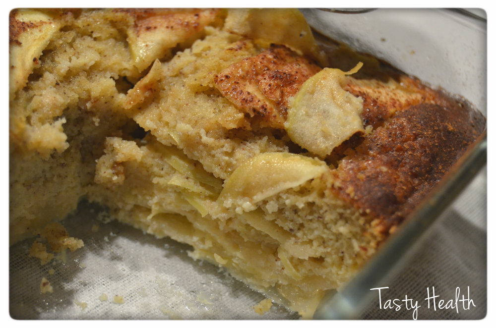 äppelkaka för diabetiker