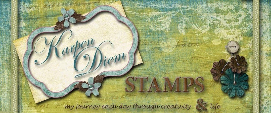 Karpen Diem Stamps