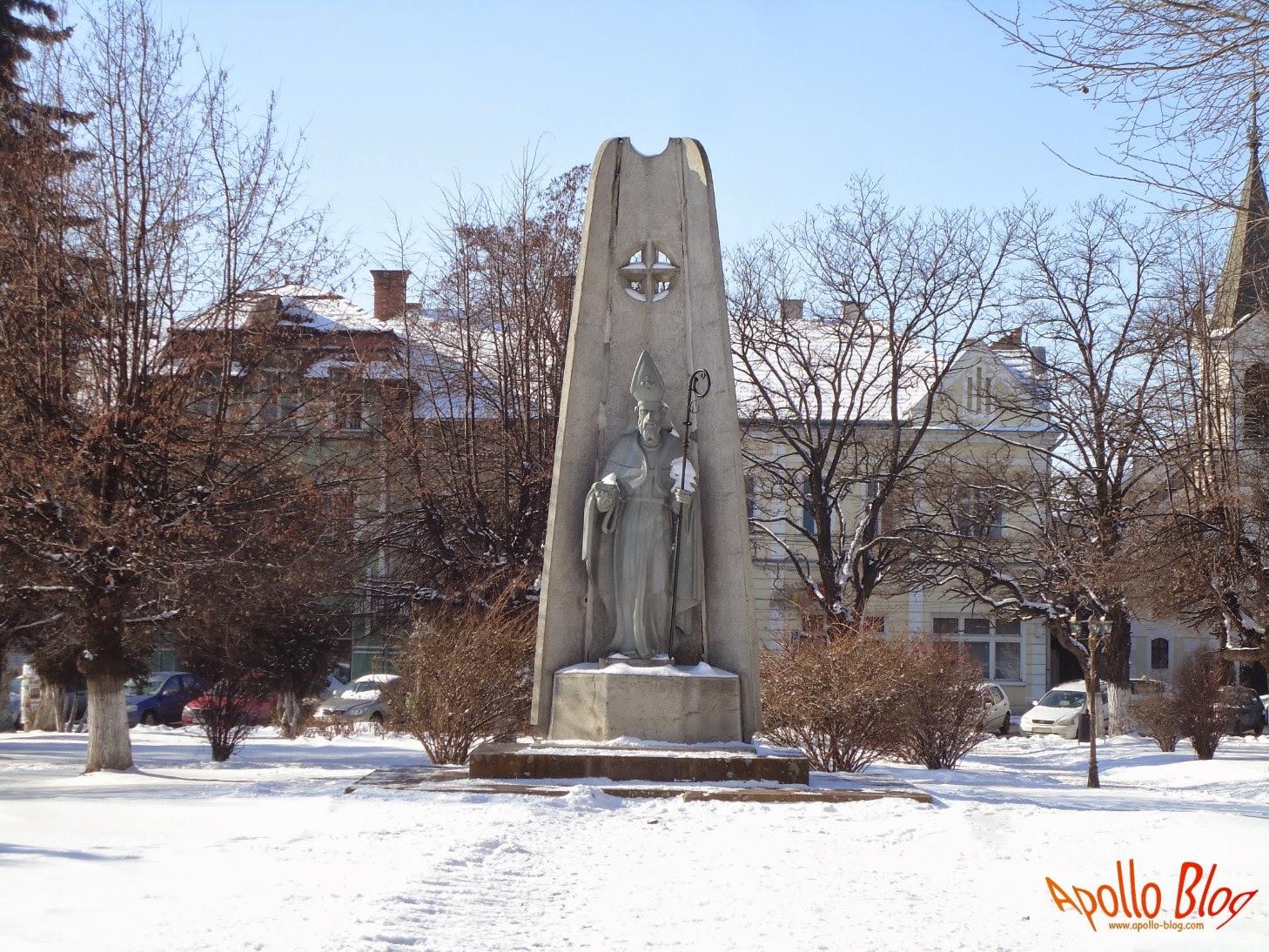 Statuie parc