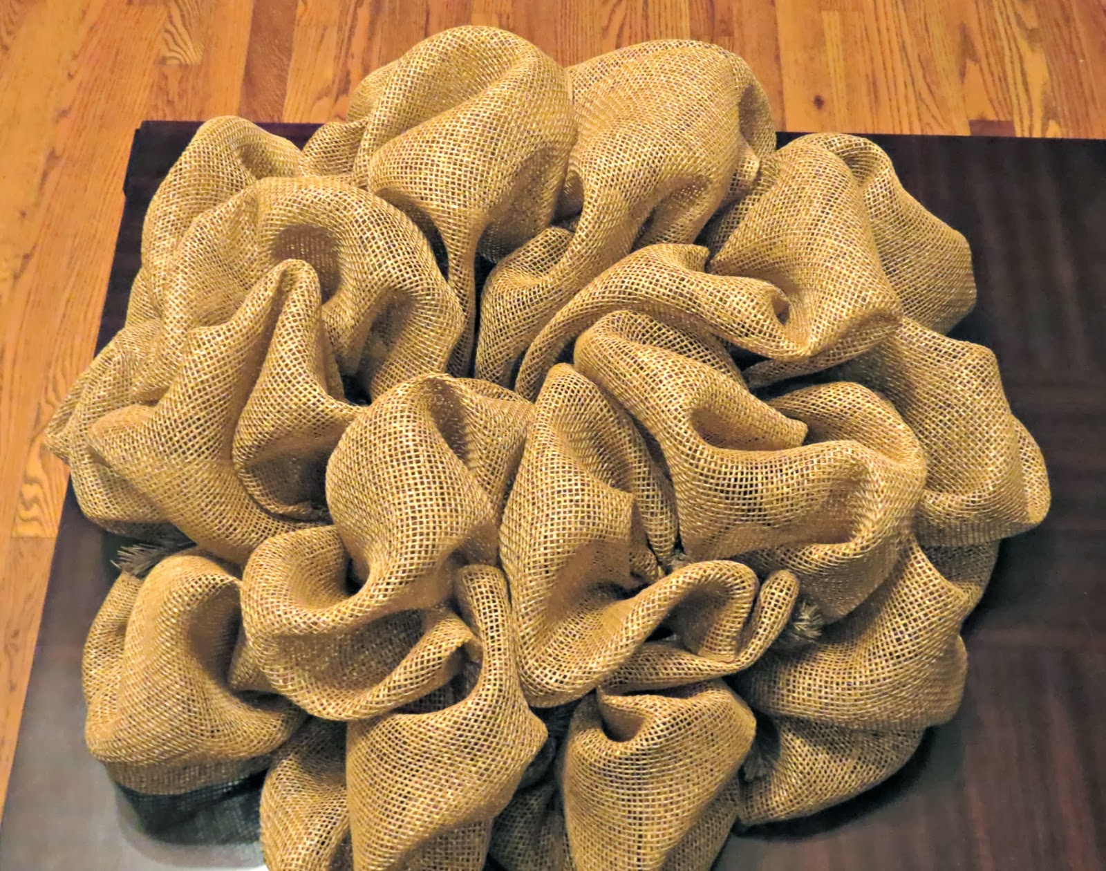 Wreaths diy burlap witch wreath baditri Gallery