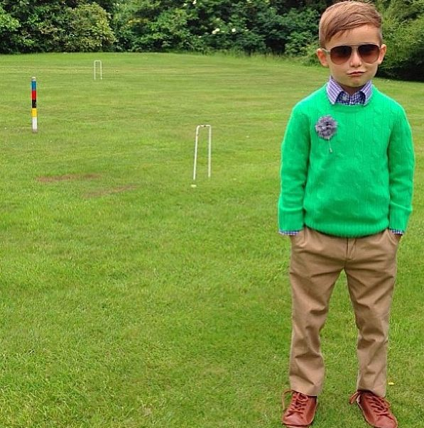 Alonso Mateo Instagram Style: Alonso Mateo: The Five-Year-Old Style Icon