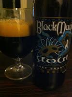 Oggy oggy oggy magic, Left Coast/Oggis Black Magic Stout