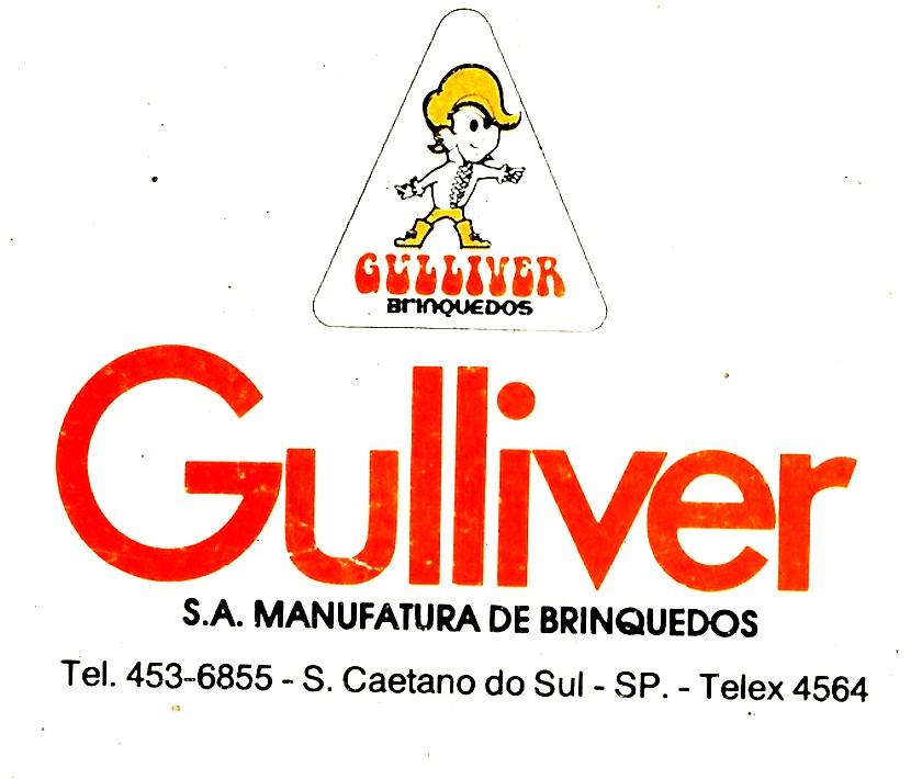 Coleção Gulliver anos 80