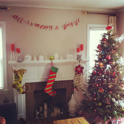 Cleveland Wedding Planner DIY Holiday Garland