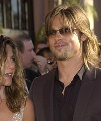 Celebrity Brad pitt Hairstyle Trends for Men in 2012