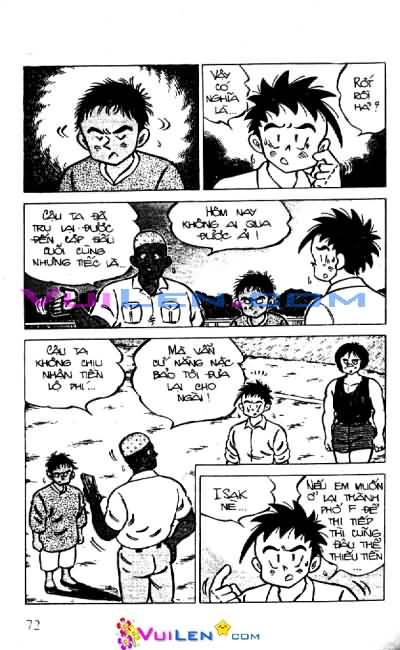 Jindodinho - Đường Dẫn Đến Khung Thành III  Tập 45 page 72 Congtruyen24h