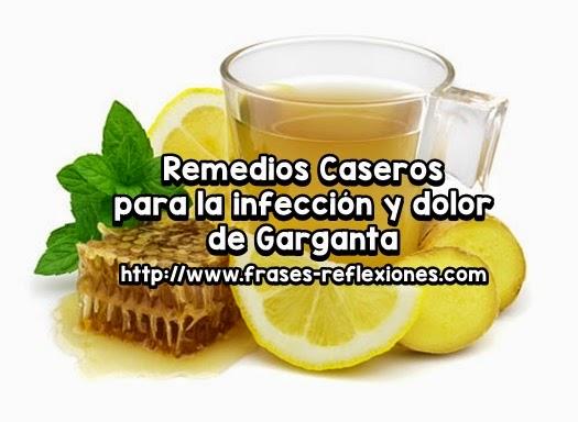 El breve espacio remedios naturales para la infecci n de - Garganta reseca remedios ...