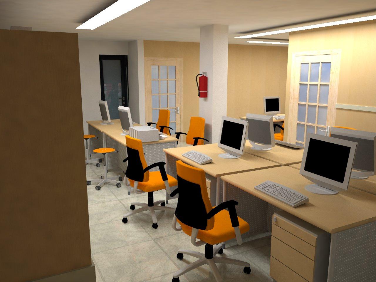 Download Desain Interior Kantor (Jakarta)