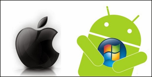 İphone,Android,Windows Phone Uylaması