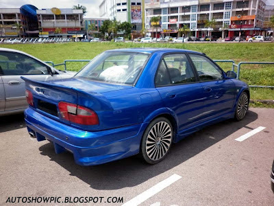 Wira Sedan Bodykit