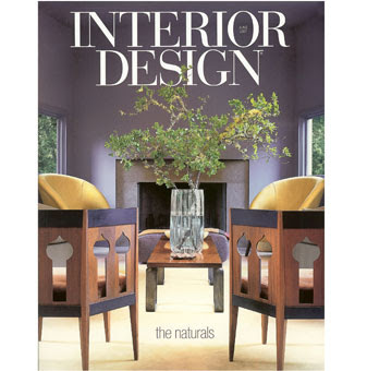 Interior Design Magazine 2017 Grasscloth Wallpaper