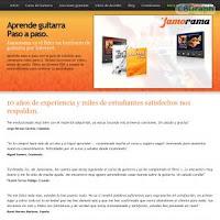 Guitarra Jamorama!