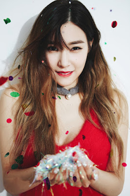 SNSD Tiffany Solo Album