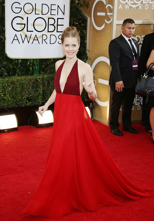 Laura Mercier, Amy Adams, Golden Globes 2014, Best Actress Musical or Comedy, makeup, red carpet, beauty, how to get her look
