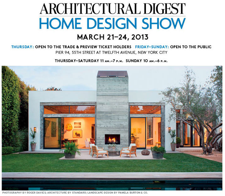 Dec A Porter Imagination Home Diffa Dining By Design Part 3 Architectural Digest Home Show