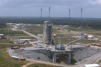 Guayana Francesa Puerto espacial de Kourou