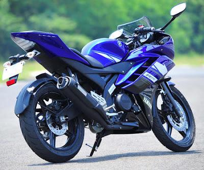 Modifikasi Motor Yamaha R15
