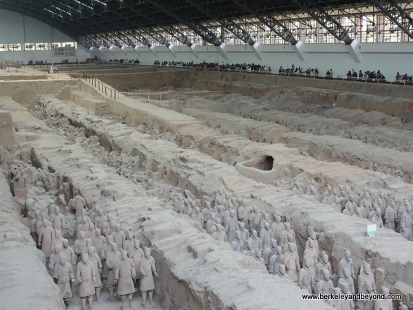 Terracotta Warriors in Xi'an, China