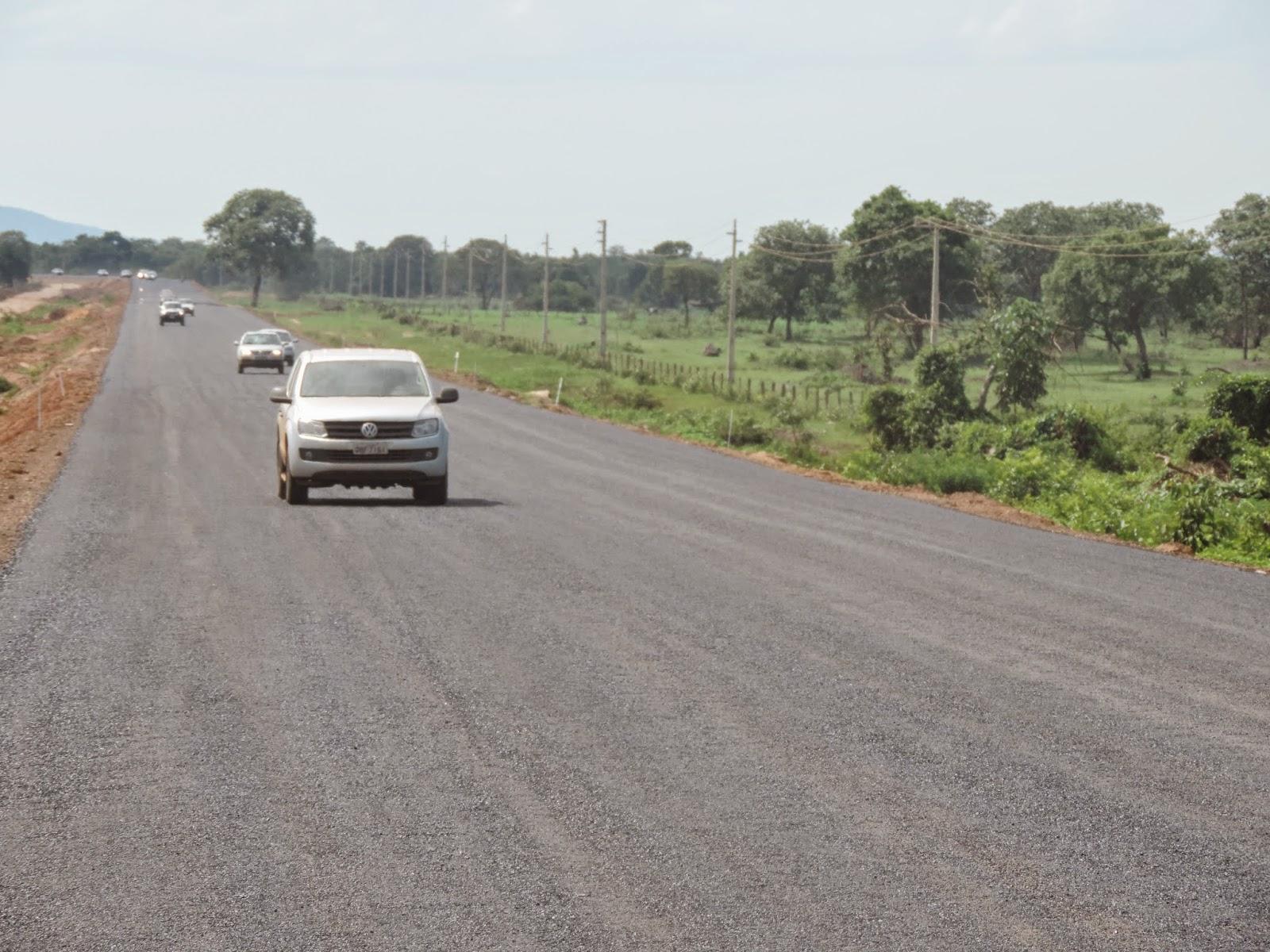Durante visita do governador, prefeita de Nova Nazaré fala sobre a travessia urbana e MT-Integrado