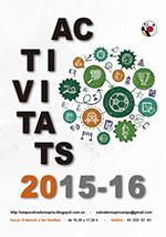 Activitats AMPA Salvador Espriu 2015-2016