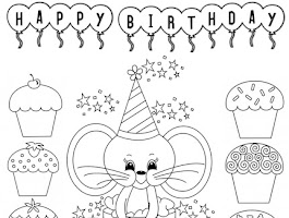 Free Printable Colouring Greeting Cards