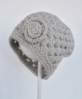 Woman's Slouch Hat at Over The Apple Tree