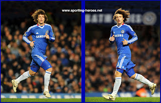 David Luiz Chelsea Wallpaper 2011 4