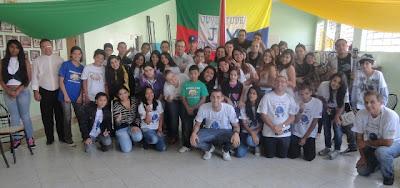 Encontro diocesano esquenta JMJ em Guarulhos (SP)