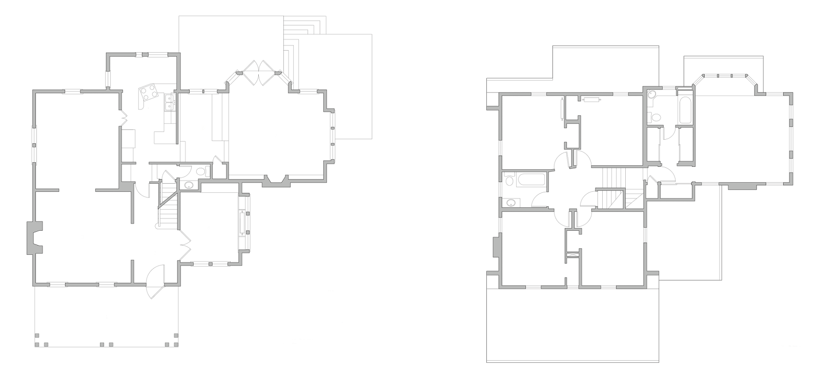 Apartment Plans In Autocad