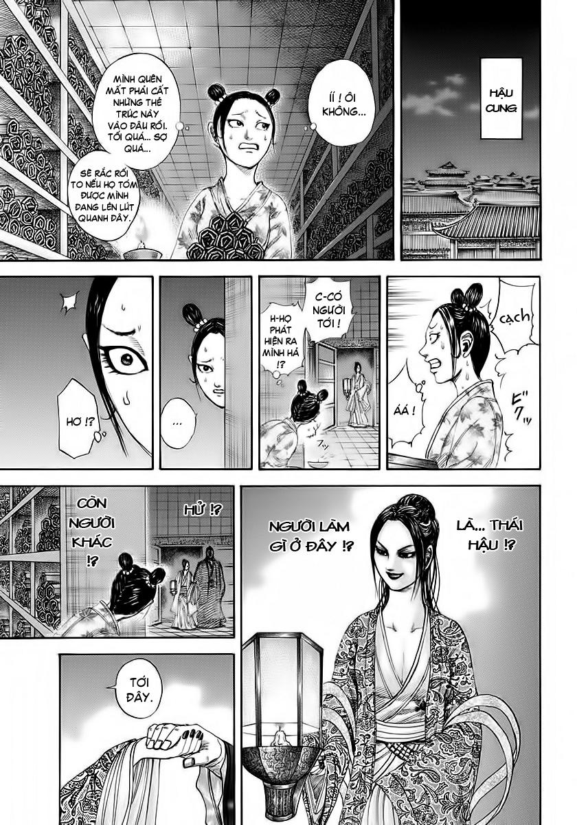 Kingdom - Vương Giả Thiên Hạ Chapter 185 page 23 - IZTruyenTranh.com