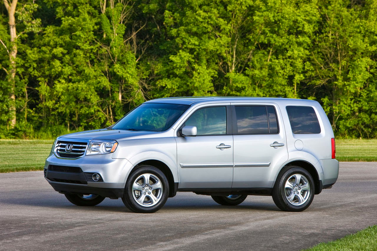 The gallery for honda pilot off road for Honda pilot images