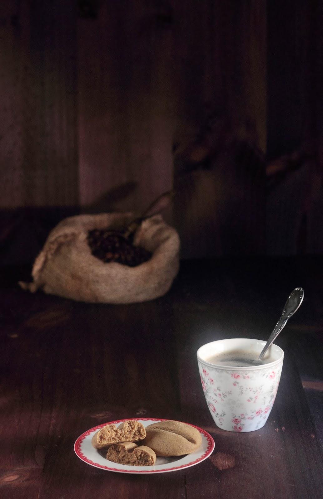 Espresso-bean shortbread cookies y sorteo! - Recetas de cocina