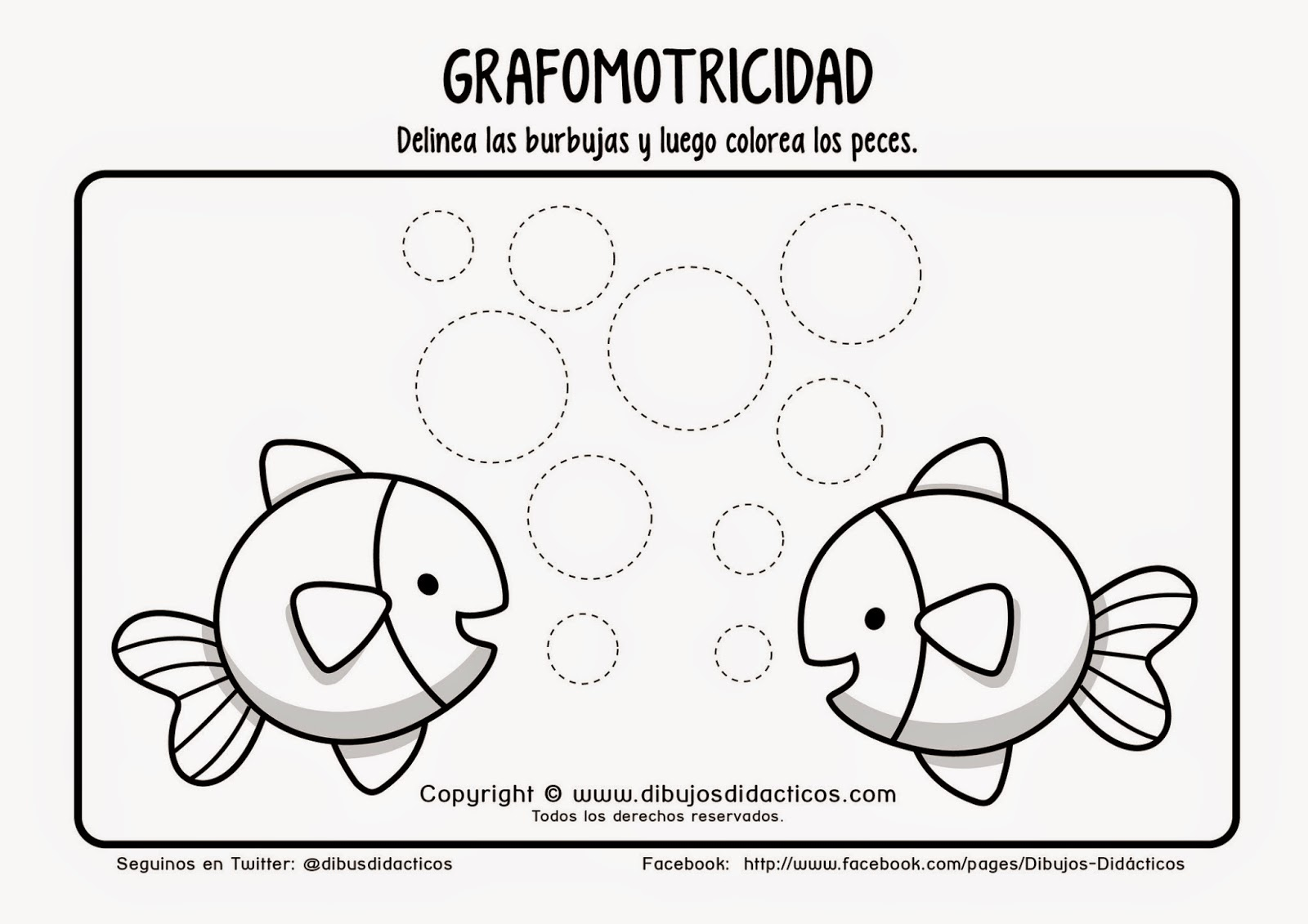 Dorable Páginas Para Colorear De Burbujas Para Imprimir Viñeta ...