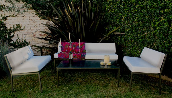 Magnífico Muebles De Jardín En Alquiler Cresta - Muebles Para Ideas ...