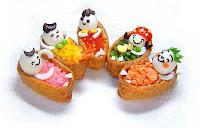 Japanese Menu Inari Sushi