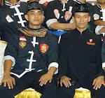 Ketua IKS.PI KERA SAKTI Cabang Pangkalanbun Bersama Ketua Umum