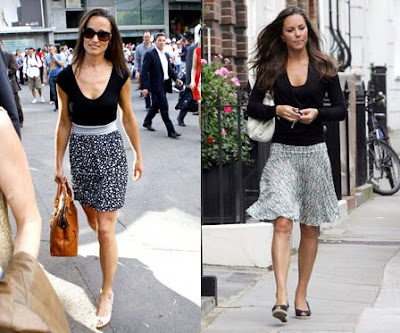 Choice Fashion Website on Web Parkz  Pippa Vs Kate Middleton Fashion And Style 2011